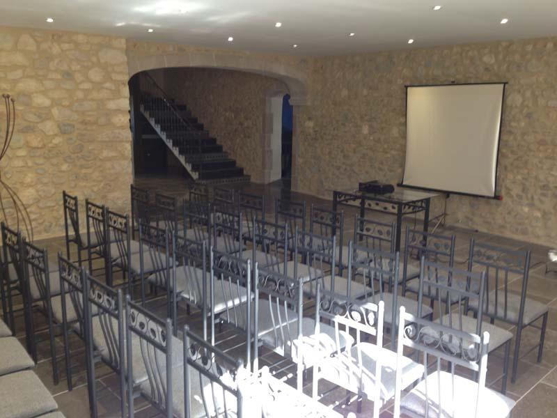 Salle de réunion proche de Montélimar