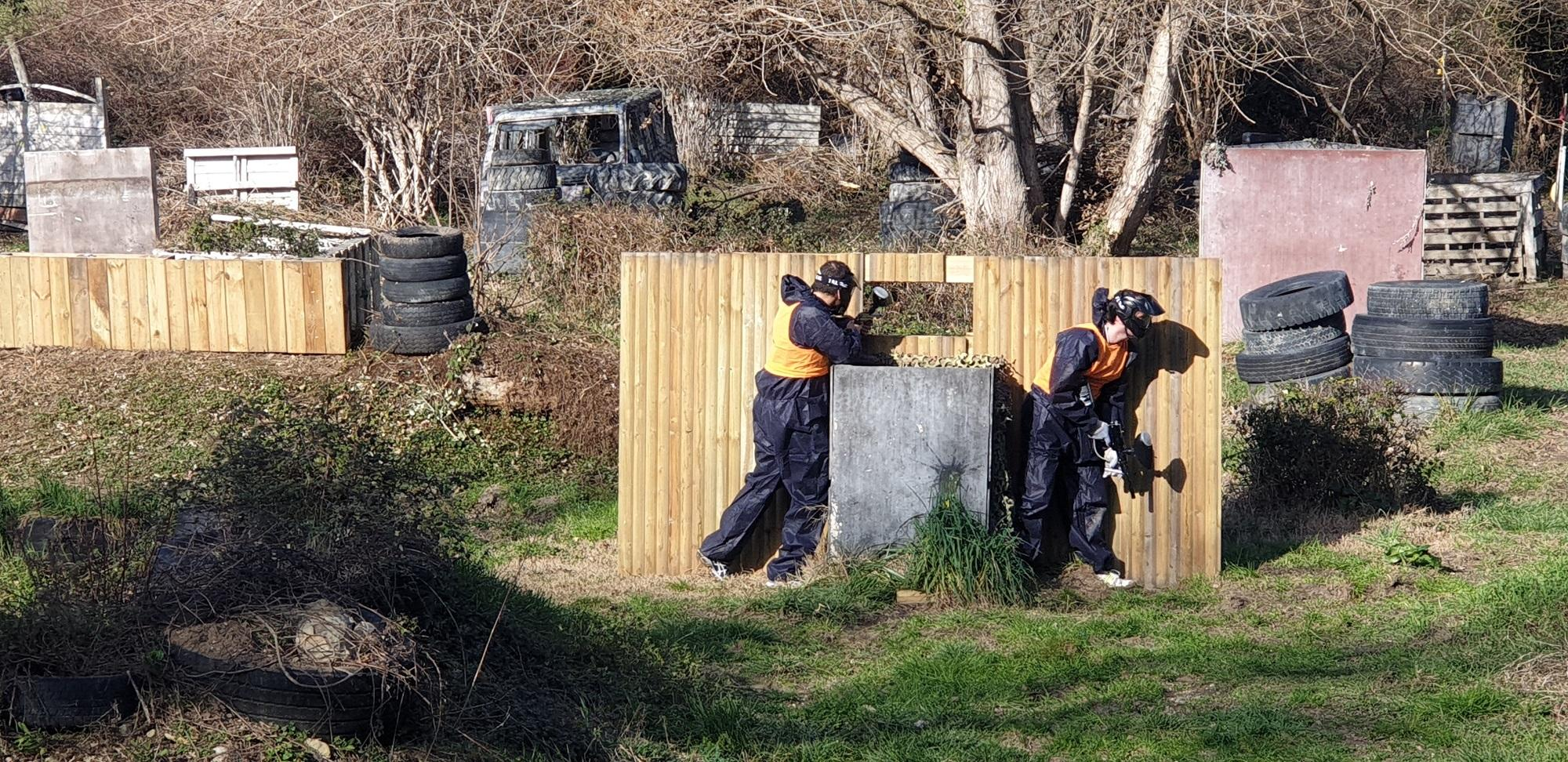 duo paintball