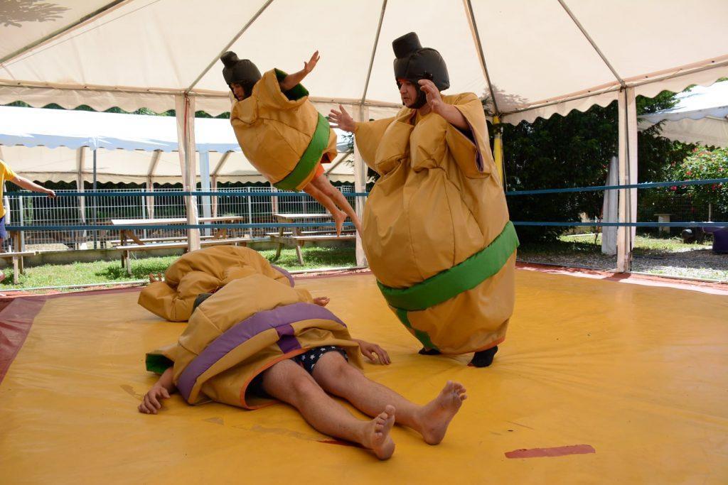 Combat de sumo EVG