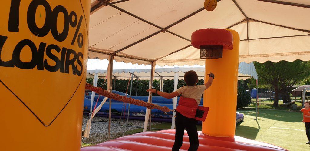 Jeux Gonflables anniversaire enfants